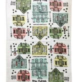 Creole Cottages Towel