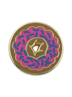 Donut Enamel Pin