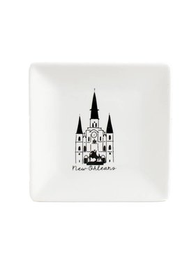 Cathedral Trinket Tray