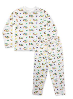 Nola Tawk Kids' King Cake Pajamas