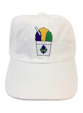 Mardi Gras Snoball Cap