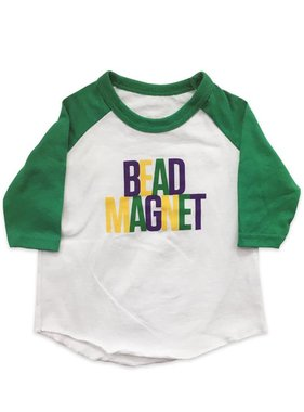 Bead Magnet Baseball Tee for Kids