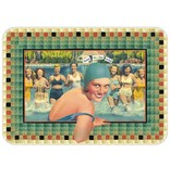 Anne Taintor Born To Be Wild Mini Tray