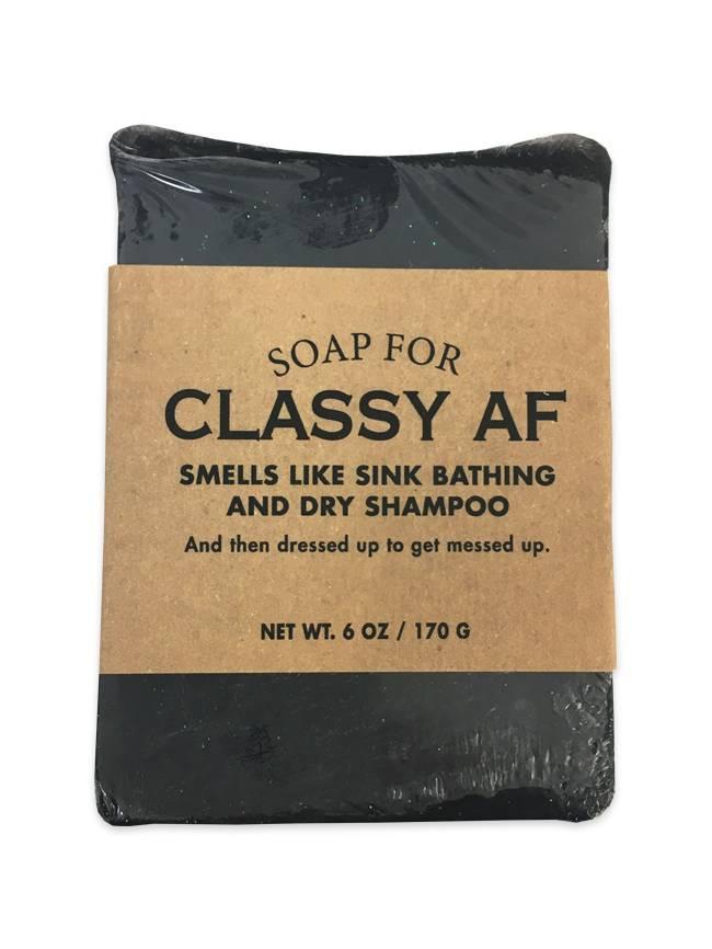 Soap For Classy AF