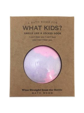 What Kids? Bath Bomb