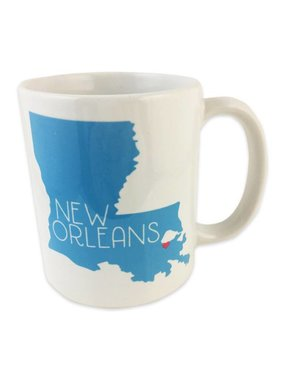 Louisiana Love Mug