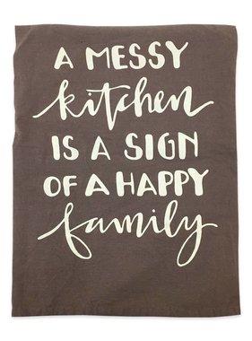 Primitives by Kathy Messy Kitchen Towel