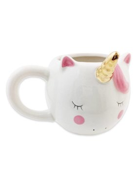Fleurty Girl Unicorn Coffee Mug