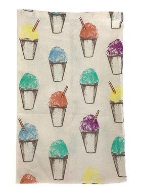 Summer Snoball Towel