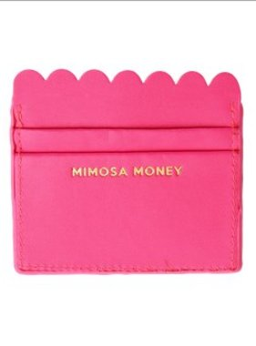 Mimosa Money Card Holder