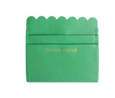 All for Tacos Card Holder