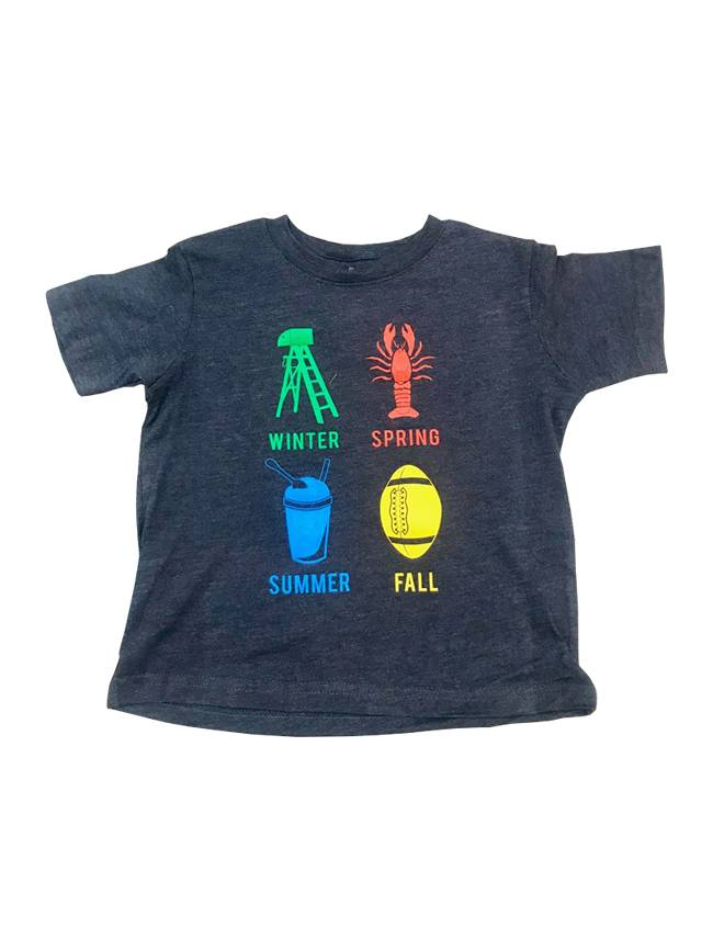 NOLA Seasons Toddler Tee