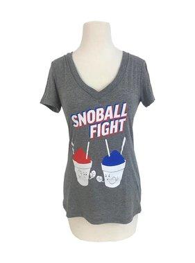 Snoball Fight Tee