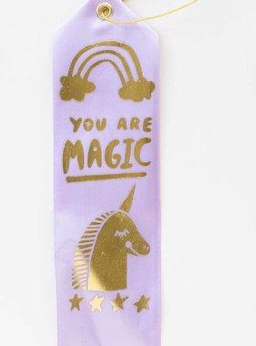 You Are Magic Award Ribbon