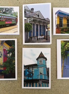 New Orleans Landmarks Notecard Set