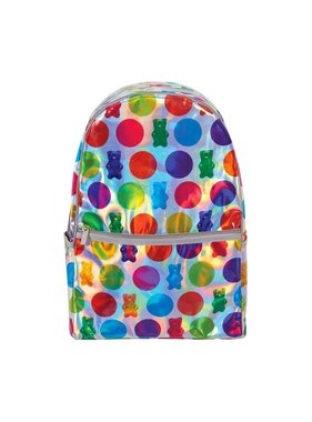 Polka Dot Gummy Bear Backpack
