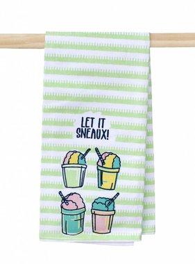 Let it Sneaux! Towel