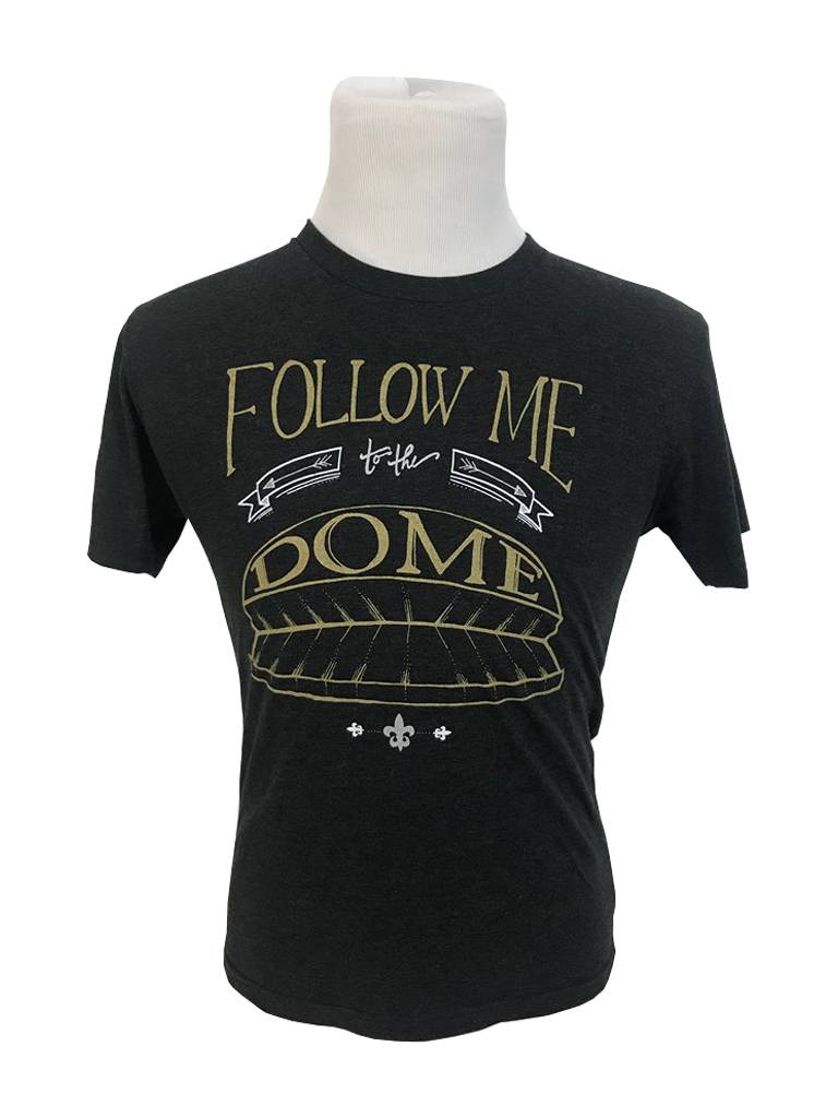Follow Me to the Dome Tee