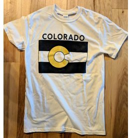COLORADO FLAG TEE