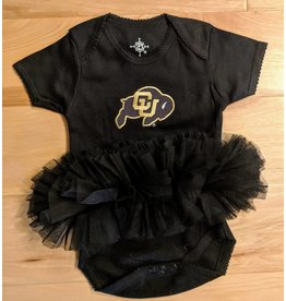 CU INFANT TUTU BODYSUIT