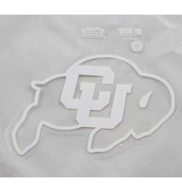 CU CUTOUT WHITE RALPHIE DECAL
