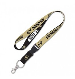 COLORADO RALPHIE LANYARD W/DETACHABLE BUCKLE 1""