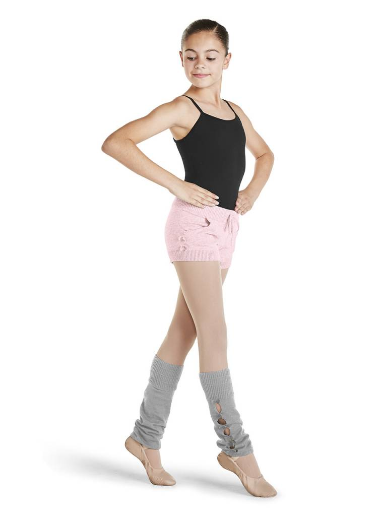 Bloch/Mirella CR1124 - Bow Detail Shorts
