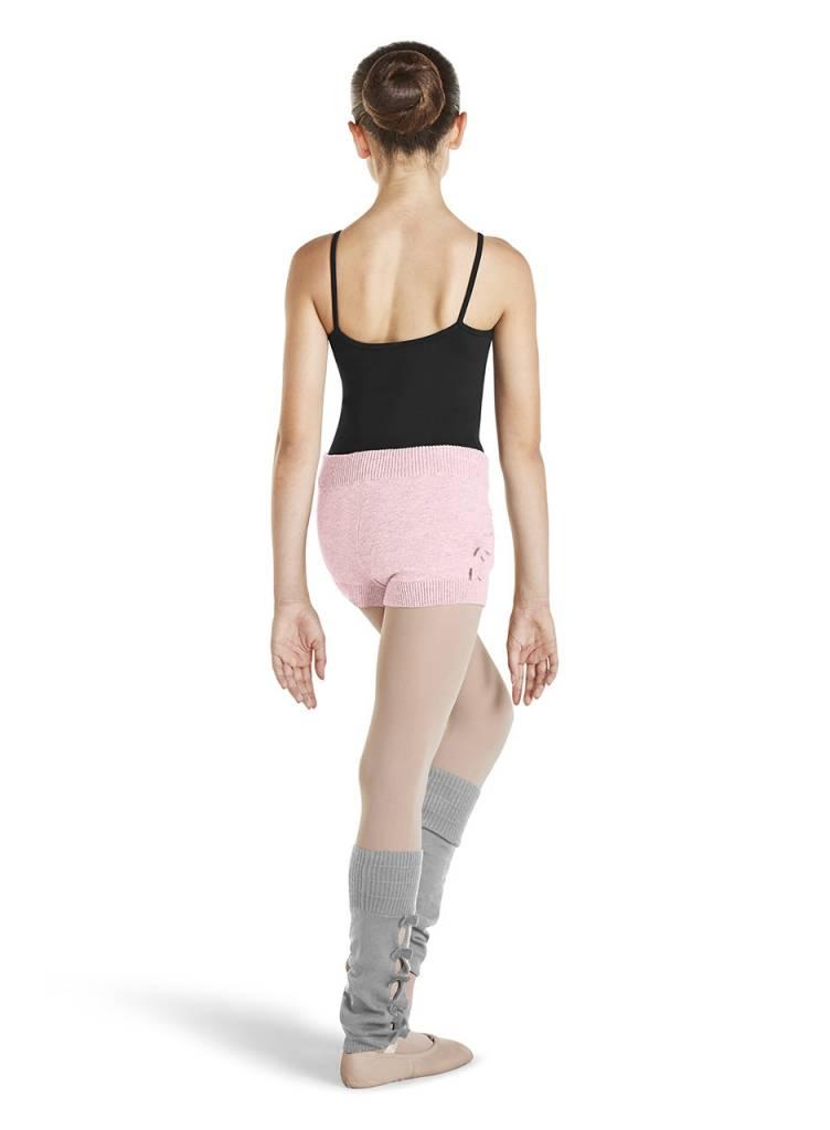 Bloch & Mirella CR1124 - Bow Detail Shorts