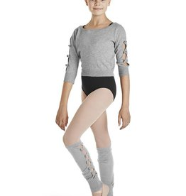 Bloch, Mirella CW1140 - Bow Detail Leg Warmers