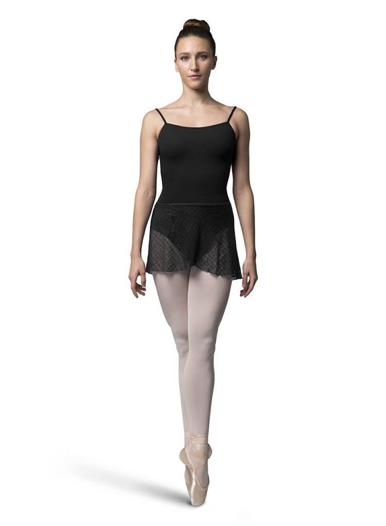 Bloch & Mirella R8711 - Check Mesh Skirt