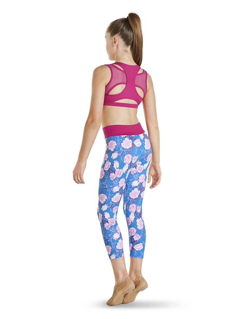 Bloch, Mirella KA027P-Rosies 7/8 Legging