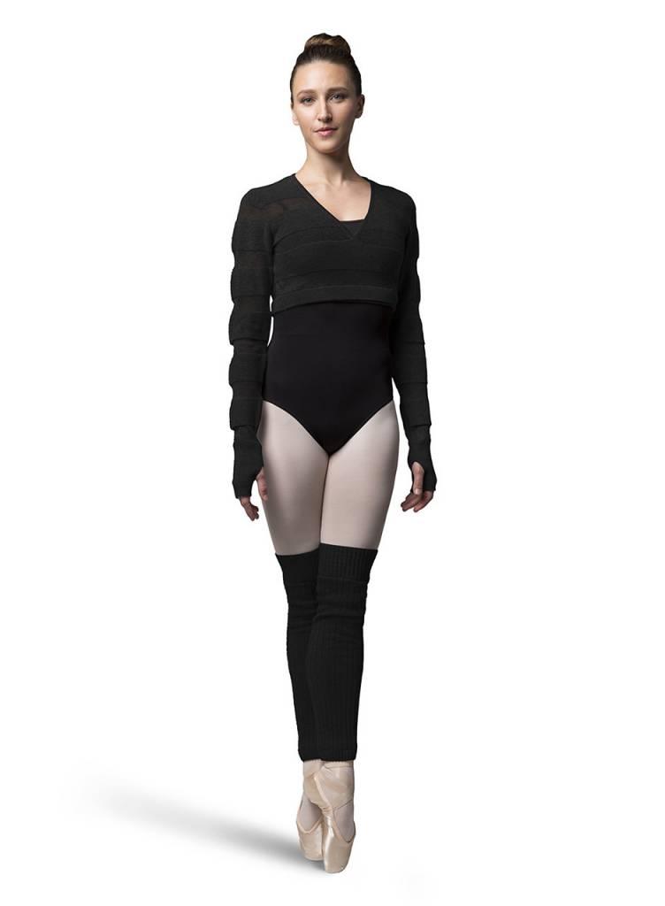 Bloch/Mirella Z8909 - Knit Top