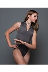 MotionWear MW2962Front Mock Neck