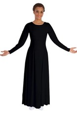 Basic Moves BM9122A - Long Sleeve Dress- Adult