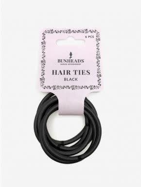 Capezio & Bunheads bh1511-Hair Elastics - BLACK