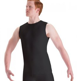 MotionWear Sleeveless Fitted Tee