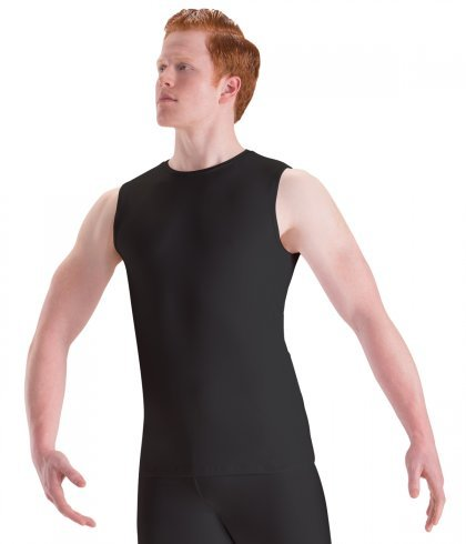 MotionWear Sleeveless Fitted Tee - MW7198