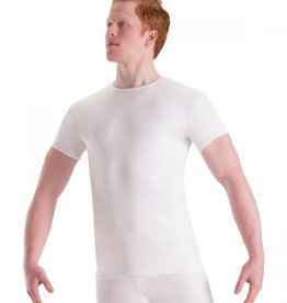 MotionWear Fitted Cap Sleeve Tee