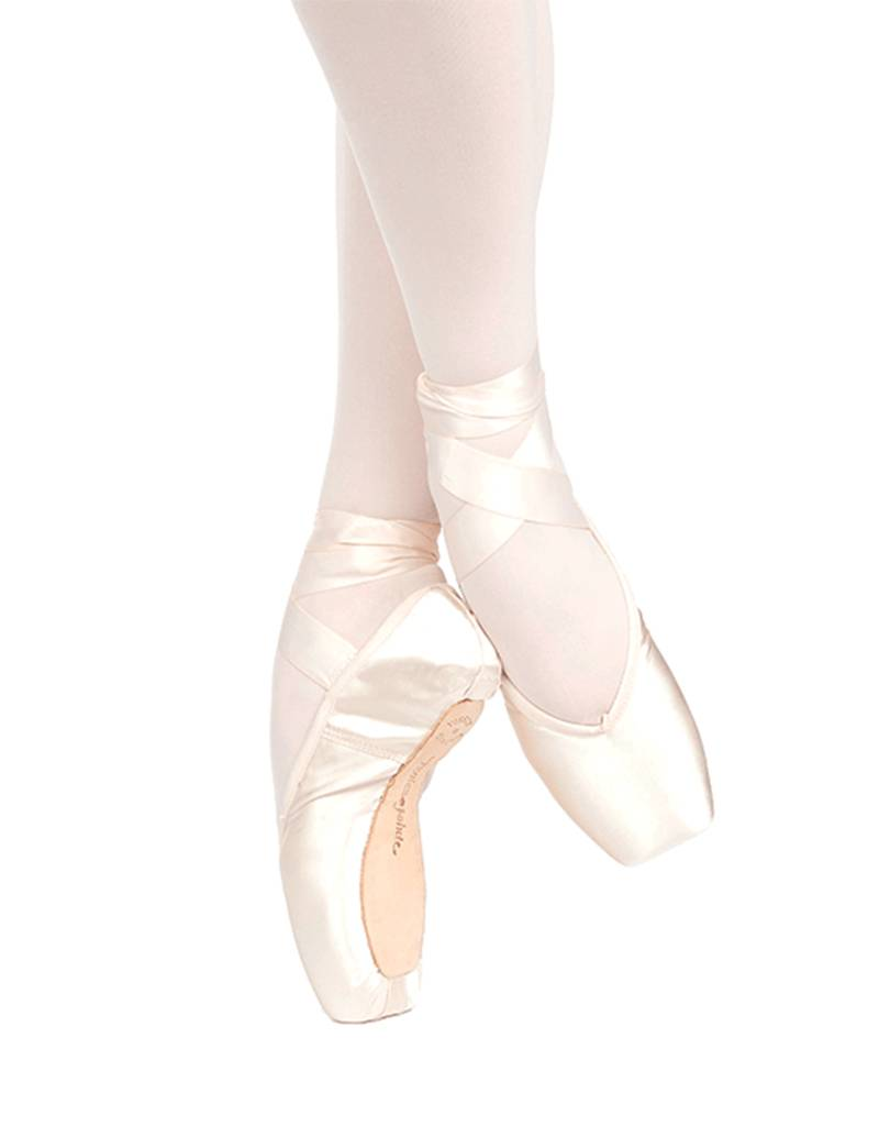 Russian Pointe Size 40: Brava U-Cut with Drawstring
