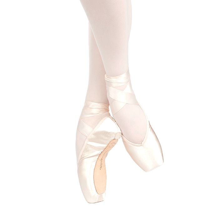 Russian Pointe Size 35: Brava U-Cut with Drawstring