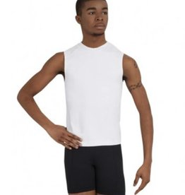 Capezio & Bunheads Capezio Sleeveless Fitted Muscle Tee
