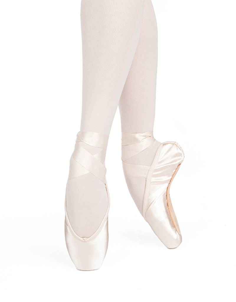 Russian Pointe Size 39: Entrada Pro U-Cut with Drawstring
