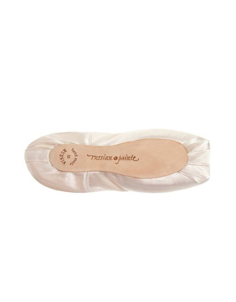 Russian Pointe Size 37.5: Lumina U-Cut with Drawstring