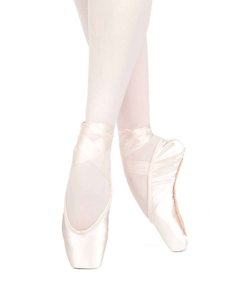 Russian Pointe Size 41: Lumina U-Cut with Drawstrin8