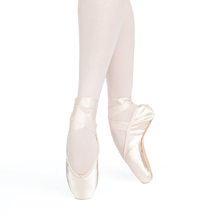 Russian Pointe Size 37.5: Entrada Pro U-Cut with Drawstring