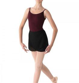 Bloch, Mirella Georgette Wrap Skirt Extra Plus
