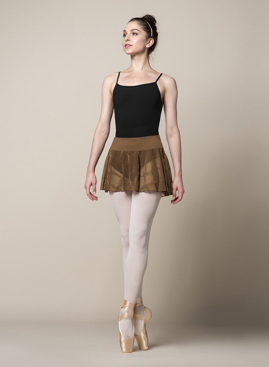 Bloch, Mirella MS154 - Wide Waistbnd Skirt