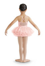 Bloch, Mirella M1204C- Scoop Back Cami Tutu