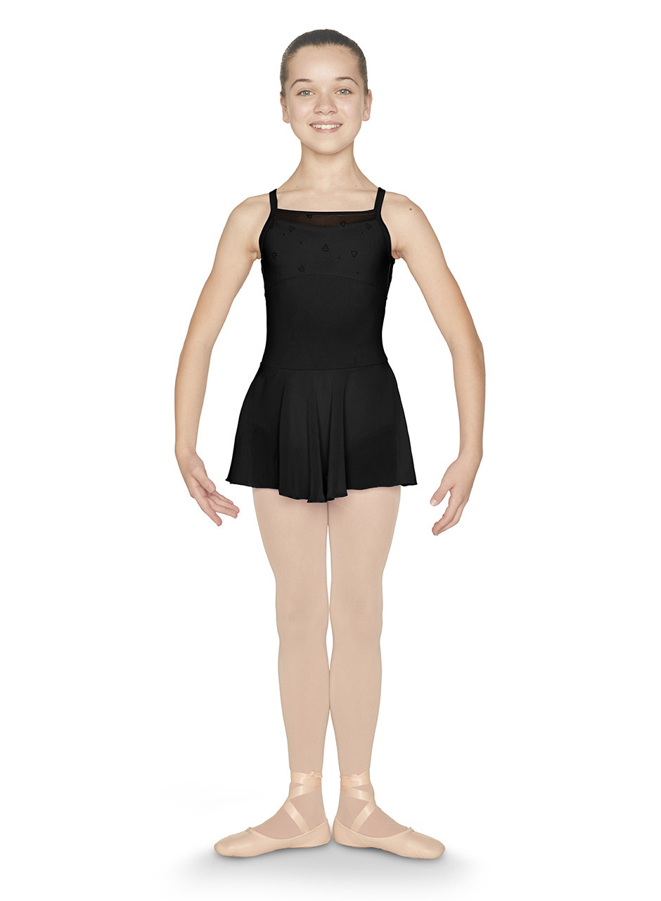 Bloch, Mirella M1078C - Skirted Cami