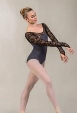 Ballet Rosa SCARLETT-LS Leo w/Lace
